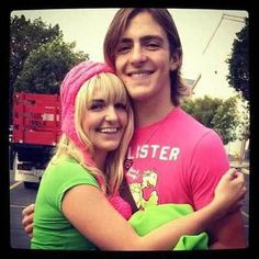 Rydel and Rocky<3
