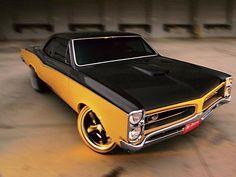 Pontiac GTO Gotta love it! :)
