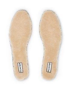 Luxury Shearling Insoles   Hunter Boot Ltd