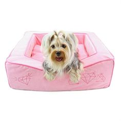 Diamond Dreams Bed | Shilohs Dog Boutique