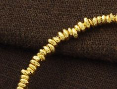 70 of Karen hill tribe  24K Gold Vermeil Style by bymitena on Etsy
