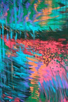 Kansas City - process painting Kansas City, Therapy, Paintings, Abstract, Artwork, Artist, Art Work, Work Of Art, Paint