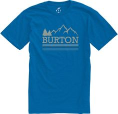 Burton Griswold Recycled Short Sleeve Heather Cove