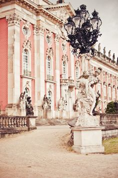 vintagepales2:  New Palace Potsdam Germany My blog posts