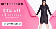 Suzy Shier Canada Deal: Save 30% Off All Dresses! http://www.lavahotdeals.com/ca/cheap/suzy-shier-canada-deal-save-30-dresses/125604