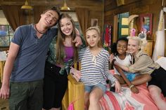 """Disney Channel has announced that this year's Monstober programming event will be hosted by the cast of their original series """"Bunk'd""""."""