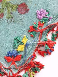 画像4: ベルガマ・コザック|アンティークオヤスカーフ|コットン糸・イーネオヤ|KZ17 Needle Lace, Knots, Crochet Necklace, Embroidery, Sewing, Jewelry, Contemporary, Health, Needlework