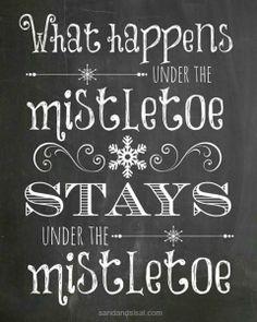 what happens under...