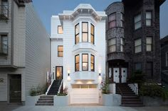 San Francisco home for sale:  Renovated Victorian + Killer Rooftop Patio in Cow Hollow