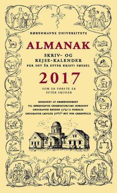 Universitetets Almanak Skriv- og Rejsekalender 2017