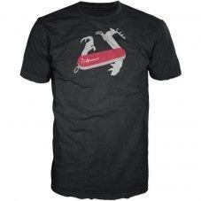 Alpmässer black Alprausch men's T-shirt