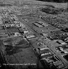 1955- Chinook Shopping Centre Historical Pictures, Grade 3, Old City, Shopping Center, Calgary, City Photo, Centre, Cities, Canada