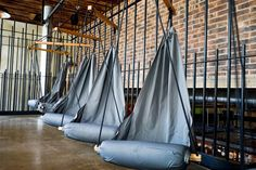 Special Patent Hanging Chair Hammock Chair Swing for Indoor / Outdoor / Patio / Lounge / Porch Fresh Color Grey (Hang Solo Model) by hangoverHammocks on Etsy https://www.etsy.com/listing/192104813/special-patent-hanging-chair-hammock