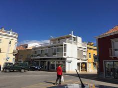 Architect Manuel Gomes da Costa - Tavira Algarve, Portugal, Portuguese, Modern Architecture, Costa, Street View, Modernism, Architects