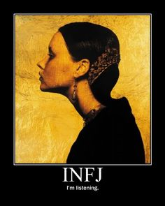 Introverted Intuitive Feeling Judging Personality Type MBTI