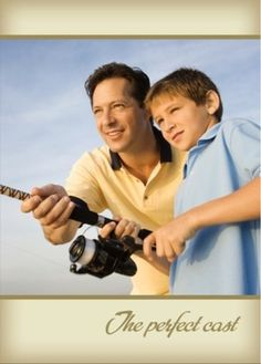 Father's Day card for the fishing enthusiast.  This is a real card (not an e-card) shared from Sendcere.  You can add pictures as well as your message if you want.  Click on the card to have it mailed for you at a fraction of the cost of buying a card from most stores.