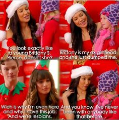 Oh Santana you are way to funny