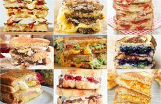 The 50 Most Delish Grilled Cheese Sandwiches  - Delish.com