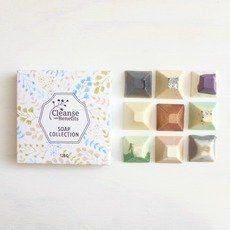 Organic mini soaps