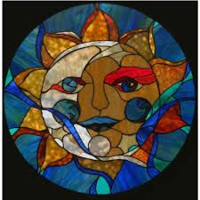 Image result for stained glass horse