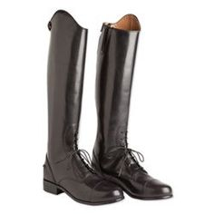 Ariat Children s Heritage Select Equestrian Black Man-Made Boot 4.0 Ariat.   239.95 Girls Hiking ce503efda55