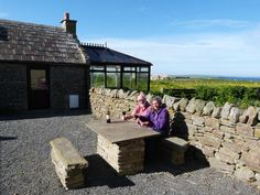 Peedie House, Gerraquoy Organic Farm, Orkney. Offers and Prices - 2016 prices are £325 per week in April and October, £375 per week from May to September inclusive http://www.organicholidays.com/at/2132.htm