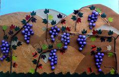 Mauriquices: Uvas prontas a colher!