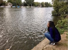 Yvonne Nelson Shares Riverside Holiday Photos