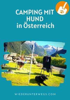 Hundefreundliche Campingplätze in Österreich finden Europe Travel Guide, Us Travel, Travel Tips, Strand Camping, Traveling By Yourself, Around The Worlds, Mountains, Nature, City
