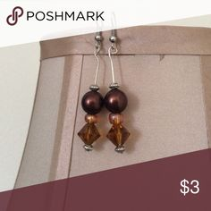 Earrings Handmade with love❤️ Jewelry Earrings