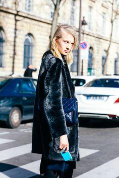 FWAH2015 Street looks à la Fashion Week automne-hiver 2015-2016 de Paris 12