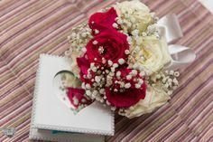 Buque da noiva - making off noiva - porta-alianças