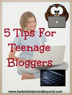 tips for teen bloggers