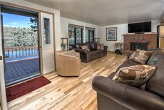 Time Out   Wallowa Lake   Vacation Home  Private boat dock