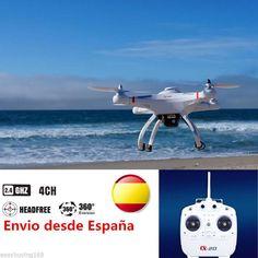 Open-Source Cheerson CX-20 GPS RC Quadcopter Drohne FPV RTF 2.4GHz+GoPro Montaje - http://www.midronepro.com/producto/open-source-cheerson-cx-20-gps-rc-quadcopter-drohne-fpv-rtf-2-4ghzgopro-montaje/
