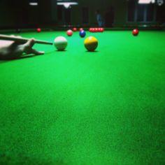 #snooker