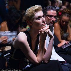 lizabeth Debicki at David Jones Autumn/Winter 2016 Fashion Launch - 04.