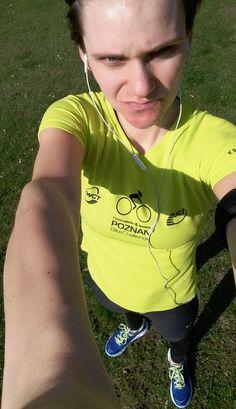 Morning running #run #bieganie #jogging #sun