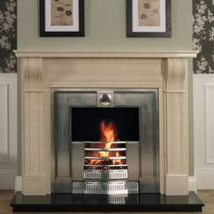 Buy Dublin 60 Inch Corbel Crema Marfil Fireplace Surround from Fast UK Delivery and lowest prices guaranteed. Multi Fuel Stove, Fire Surround, Fireplace Surrounds, Dublin, Stoves, Wood, Medium, Home Decor, Cozy Fireplace