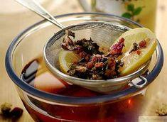 Волшебный чай с пряностями и фруктами к международному дню чая!