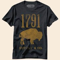 Being a guy. 1791 Supply & Co. Made in America.