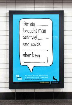 Karl Anders . Baustelle Bildung