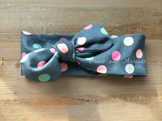 Cute headband for spring/Easter http://tinybowsandarrows.bigcartel.com/products