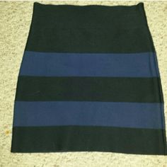 Bcbg bandage skirt Beautiful bandage skirt . Their claim to fame trademark skirts. Used but still great condition. Skirt still has a lot of life to it. Feel free to make an offer. Will ship Jan 15 BCBG Skirts