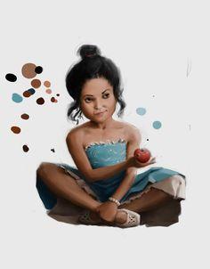 Girl  by Vladislav Hitrik https://www.artstation.com/artist/vladosiy http://vladosiy.deviantart.com/ http://hitrik.cgsociety.org/