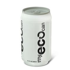 MollaSpace My ECO Can White, now featured on Fab.