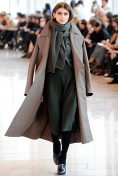 Christophe Lemaire AW 2014/15