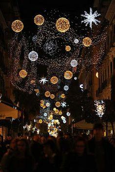 Navidad en Salerno,  Sicilia  Italia