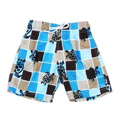 Azul Swimwear Boys Going Global Swim Shorts