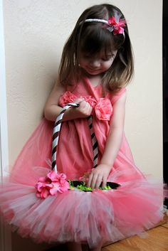 Tutu Easter basket! Maybe for next year!
